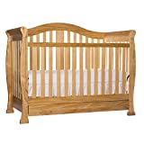 Dream On Me Addison 5-in-1 Convertible Crib (Natural)