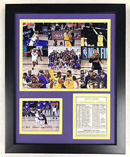 "LA Lakers | 2019-2020 NBA Champions | 12"""" x15"