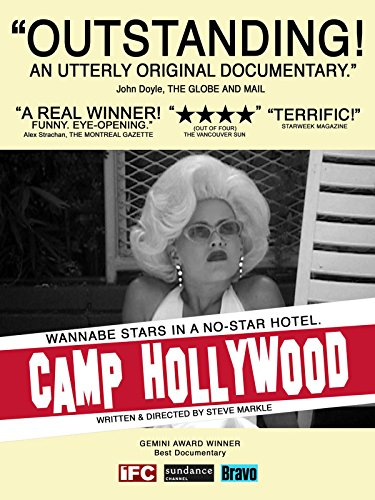 Camping-ground Hollywood