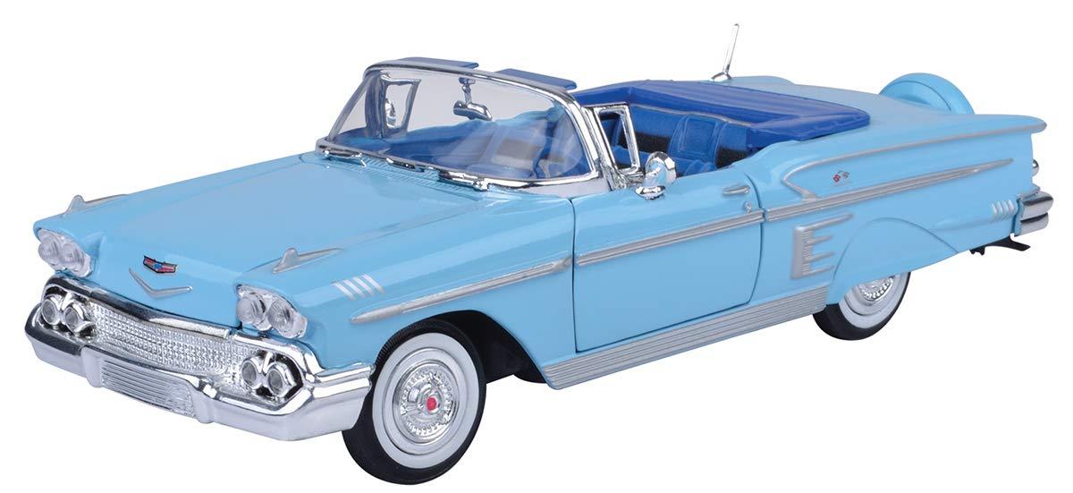 Motormax, 1: 24 Chevy Impala Conv.