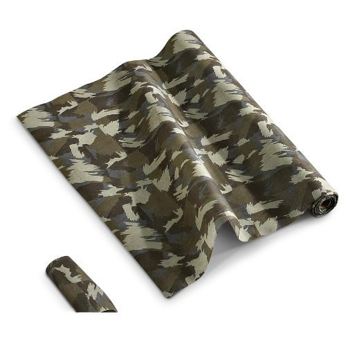 3 x 50 & 039;Roll of Wildlife Blind Material by Brand Not Specified