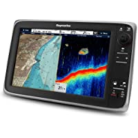 RAYMARINE c125 w/ US coastal charts, MFG# E70013-LNC, 12 Widescreen MFD w/ keypad control and built-in GPS / RAY-E70013-LNC /