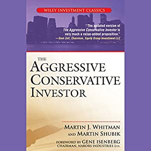 The Aggressive Conservative Investor Audiobook
