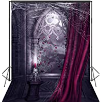 OUYIDA 6X9FT Halloween Theme Pictorial cloth Seamless Customized photography Backdrop Background studio prop TP116