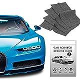 Nano Sparkle Cloth for Car Scratches,Nanomagic Cloth,Car Cloth Nano Sparkle,Scratch Cloth for Car,Nano Cloth For Car Paint Scratch Repair,Easy To Repair Light Scratch Car Paint,Water Spots, 4 Pieces