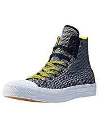 Converse Mens Chuck II Woven High Top Textile Trainers