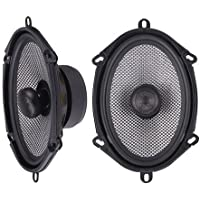 American Bass SQ57 - 5 X 7 Speakers 2 Way 150W Swivel Tweeter