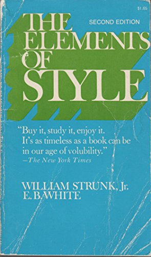 Download The Elements Of Style Book Pdf Audio Id Enhp57z