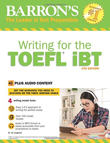 Cracking the TOEFL iBT with Audio CD, 2018 Edition: The Stra