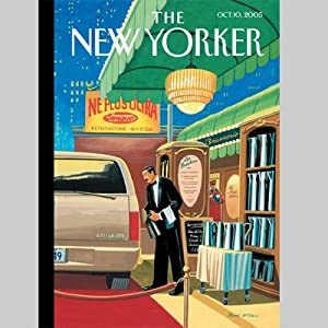 The New Yorker (Oct. 10, 2005) Periodical