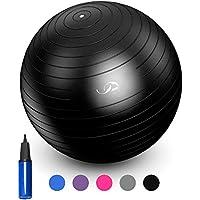 JBM Exercise Yoga Ball with Free Air Pump (4 Sizes 5...