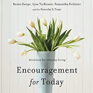 Encouragement for Today Audiobook