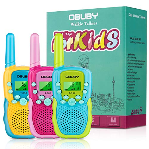 Obuby Walkie Talkies for