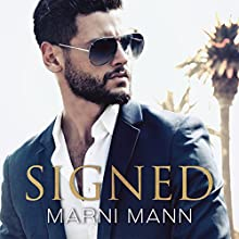 Signed Audiobook by Marni Mann Narrated by Abby Craden, C. A. Sorensen