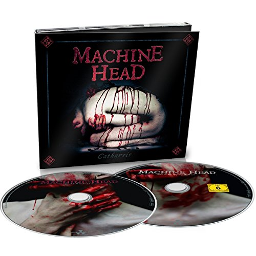 CD : Machine Head - Catharsis CD / DVD (With DVD)
