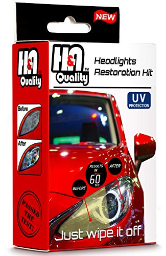 HA QUALITY Headlight Restoration