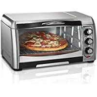 Hamilton Beach 31333 Convection 6 Slice Toaster Oven Broiler (Stainless Steel)