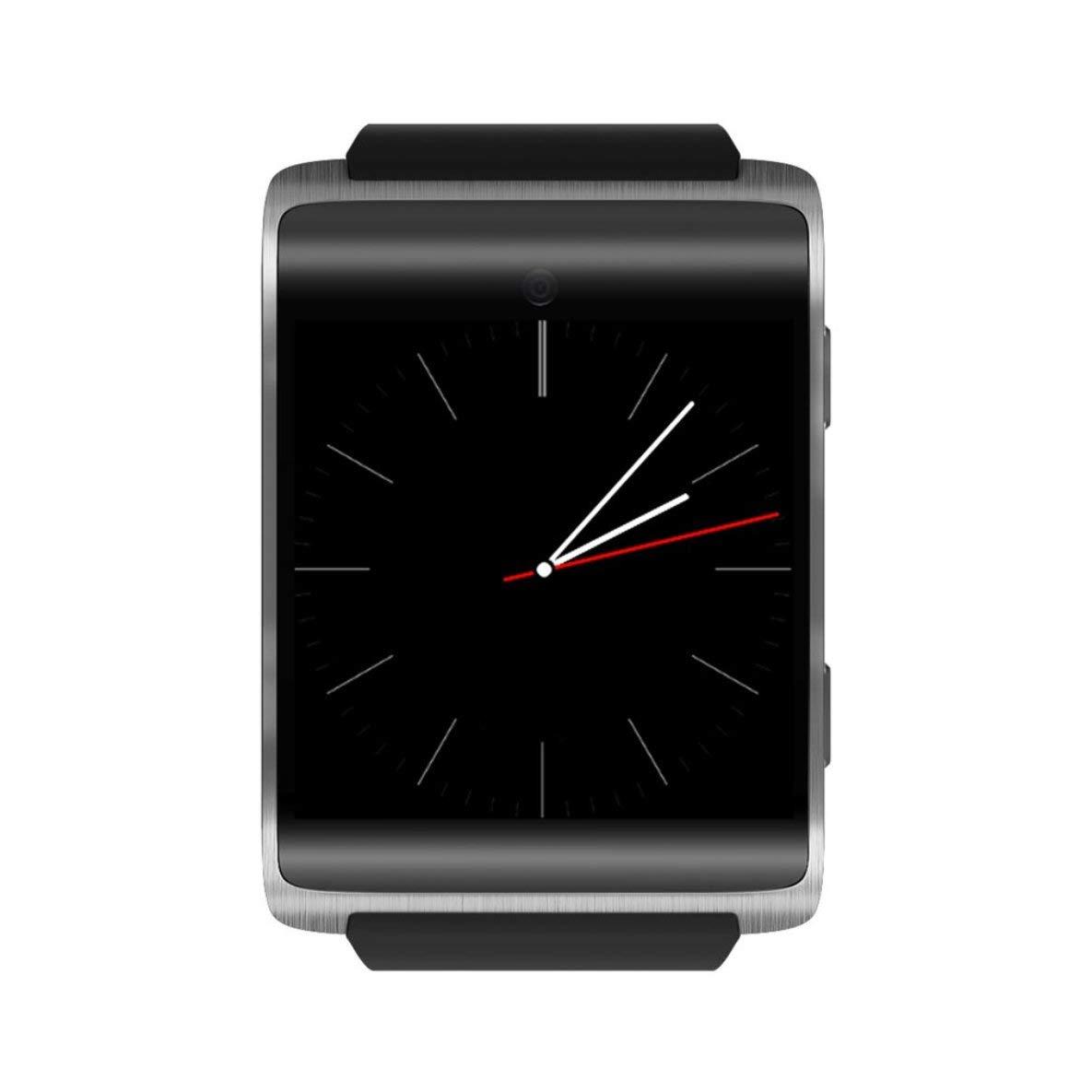 Moliies DM2018 1,54 inch GPS Sport 4G Uhr Smart Band Blautooth 4,0 Pulsmesser Schrittzähler Für Android 6.0 Armbanduhr