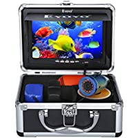 Eyoyo Portable 7 inch LCD Monitor Fish Finder Waterproof...