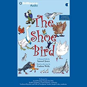The Shoe Bird Audiobook