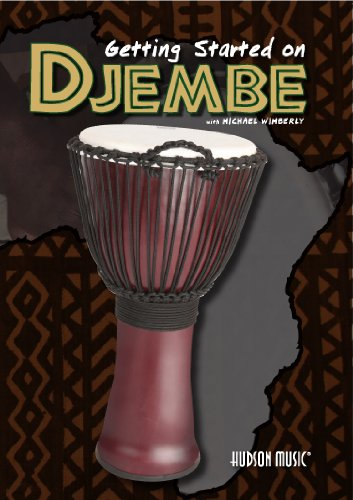 DVD : Michael Wimberly - Getting Started on Djembe (DVD)