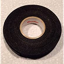 Coroplast Black Super Thick High Heat Wire Harness Tape Rattle and Squeak Prevention, High Abrasion, Very Rare in USA