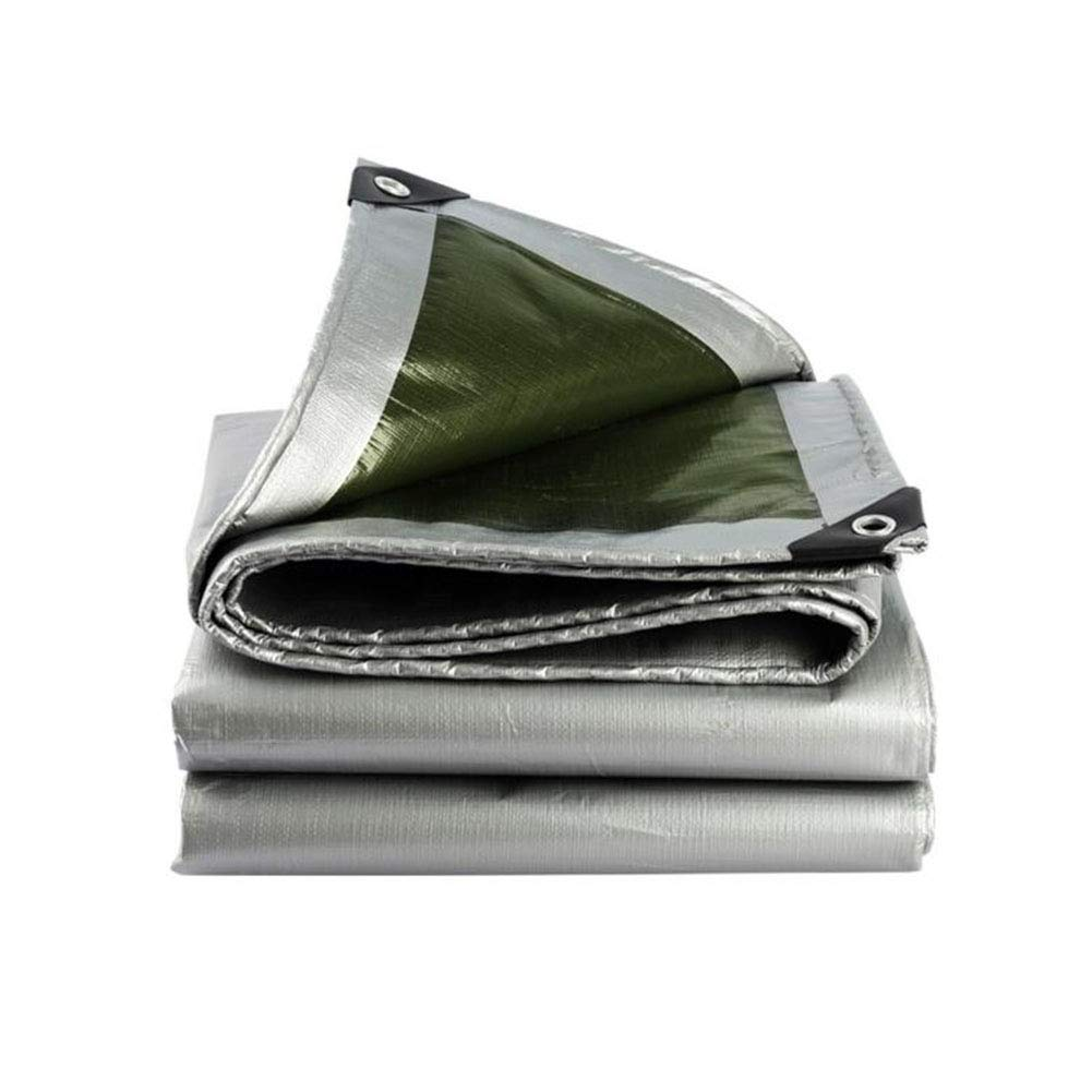 Vele parasole CJC Telone Grande Portatile Pieghevole Impermeabile Groundsheet Tenda Orma (Dimensioni   2x2m)