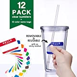 Cupture Classic 12 Insulated Double Wall Tumbler
