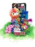 Jumbo Egg Llama Alpaca Easter Basket for
