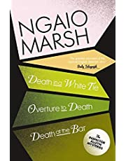 Death in a White Tie / Overture to Death / Death at the Bar: Book 3