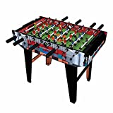 Minigols MLS Foosball Table with 11 Seattle Sounders and 11 LA Galaxy