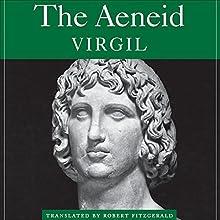 The Aeneid Audiobook by Robert Fitzgerald (translator),  Virgil Narrated by Christopher Ravenscroft