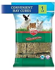 Kaytee Timothy Hay for Rabbits & Small Animals, Assorted Flavors, 24 oz Bag