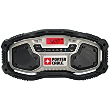 PORTER-CABLE PCC771B Bluetooth Radio by PORTER-CABLE