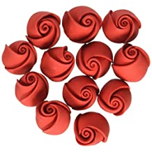 Wilton 710-1499 Icing Roses Small Red