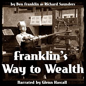Franklin's Way to Wealth Audiobook