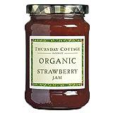 Thursday Cottage - Organic Strawberry Jam - 340g