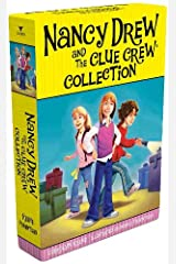 The Nancy Drew and the Clue Crew Collection: Sleepover Sleuths; Scream for Ice Cream; Pony Problems; The Cinderella Ballet Mystery; Case of the Sneaky Snowman Paperback