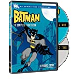 The Batman: Season 5 (DC Comics Kids Collection) by Warner Home Video