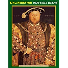 Henry VIII by Hans Holbein the Younger: 1000-piece puzzle