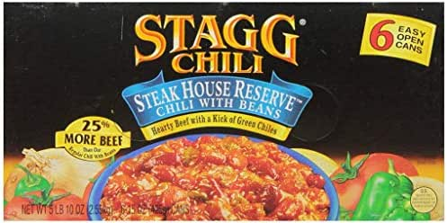 Chilis & Stews: Stagg Chili