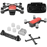 XCSOURCE Propeller Props Fixer Protector Control Stick Stabilizer Gimbal Camera Sensor Case Motor Cover 4in1 Accessory Kit for DJI SPARK RC640