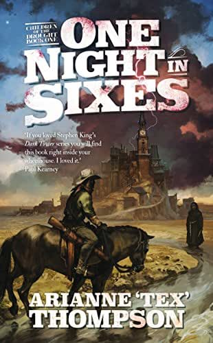 One Night in Sixes (The Children of the Drought Book 1)