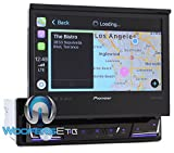 "Pioneer AVH-3300NEX 7"" Flip Out DVD Receiver with"