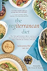 The Vegiterranean Diet: The New and Improved Mediterranean Eating Plan--with Deliciously Satisfying Vegan Recipes for Optimal Health Paperback
