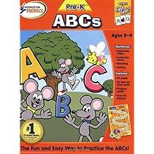 Hooked on Phonics ABCs Premium Workbook