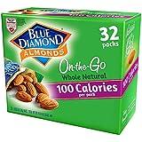 Blue Diamond Almonds Whole Natural Raw Snack