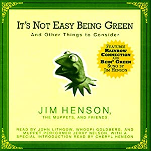 It's Not Easy Being Green Audiobook