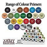 The Army Painter Color Primer, Matt Black, 400