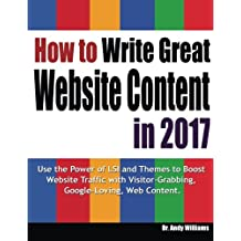 How to Write Great Website Content in 2017